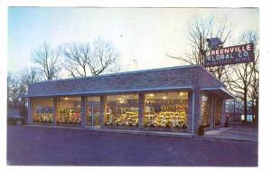 Greenville Floral Company Store,Greenville,South Carolina, 40-60s