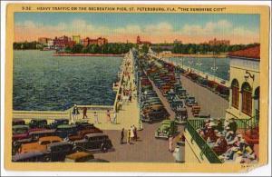 Pier, St Petersburg Fl
