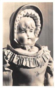 Porcelain Toy, Doll Unused