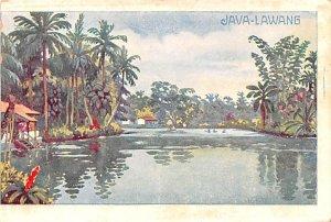 Java Lawang Indonesia, Republik Indonesia Writing on back