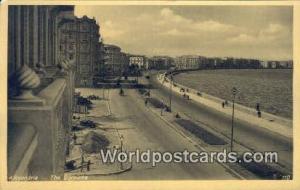 Alexandria Eqypt The Corniche  The Corniche