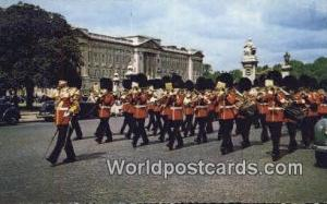 England, United Kingdon of Great Britain London Guards Band, Buckingham Palace