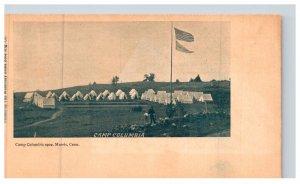 Connecticut  Morris , Camp Columbia in 1902