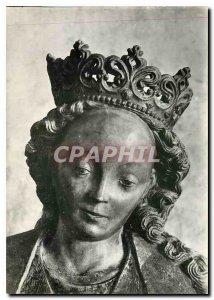 Modern Postcard Chateaudun Eure et Loir Chateau Chapel Statue of St. Catherin...