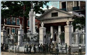 HAVANA, CUBA   El Templete COLUMBUS MEMORIAL CHAPEL Church ca 1910s   Postcard