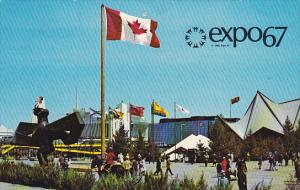 Canada Montreal Expo 67 General View On Ile Notre-Dame