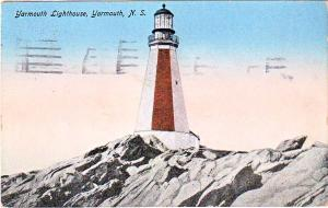 Yarmouth Lighthouse, Yarmouth NS
