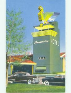 Unused Pre-1980 THUNDERBIRD CASINO HOTEL Las Vegas Nevada NV hr6762-22