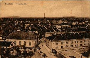CPA AK Saarlouis Gesamtansicht GERMANY (939686)