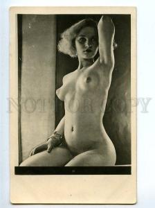 128950 NUDE Woman BELLE Vintage PHOTO #12 PC