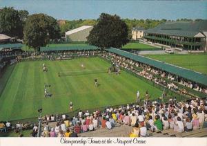 Rhode Island Newport International Tennis Hall Of Fame Championship Tennis At...