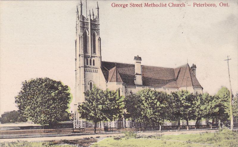 George Street Methodist Church , PETERBORO , Ontario , Canada , 00-10s