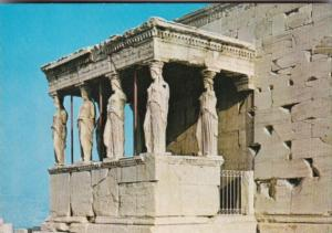 Greece Athens The Caryatids