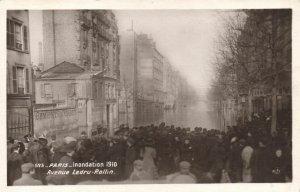 CPA PARIS 11e (Dep.75) - Avenue Ledru-Rollin (63335)