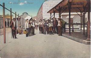 The Fish Market , Gibraltar , 00-10s