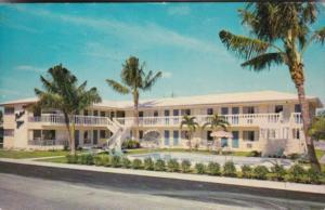 Florida Fort Lauderdale Palace Bleu Apartments 1968