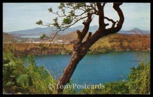Laguna de Asososca en Managua