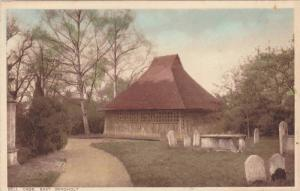 Bell Cage, East Bergholt, Suffolk, England, UK, 1910-1920s