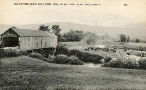 VT - Otter Creek Covered Bridge