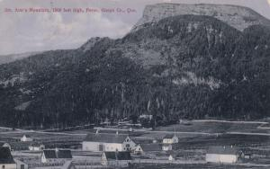 PERCE , Quebec, Canada, 1915 ; St Ann's Mountain