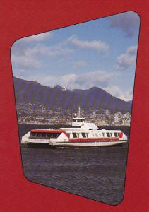 SeaBus Vancouver British Columbia Canada