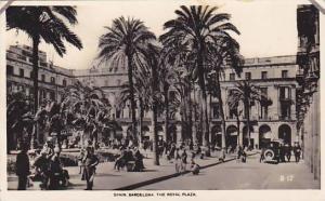 RP, The Royal Plaza, Barcelona (Catalonia), Spain, 1920-1940s