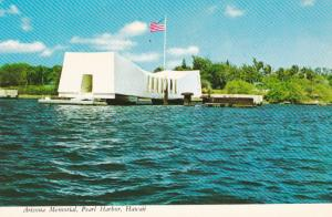 Arizona Memorial, PEARL HARBOR, Hawaii 50-70s