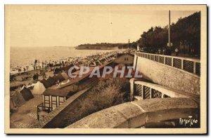Postcard Old Beach Fouras