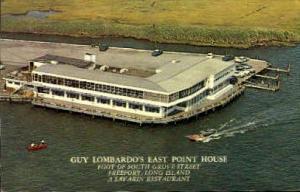 Guy Lombardos East Point House Long Island NY 1965