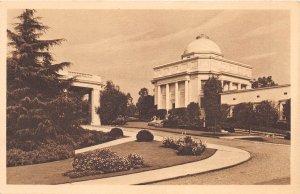 Oakland California 1940s Postcard Oakland Crematorium Columbarium