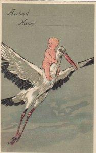PFB ; 8772 ; Stork & Baby , 00-10s ; #2