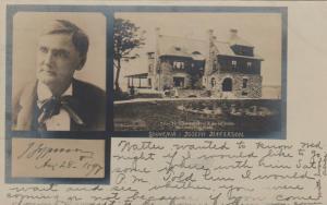 RP , BUZZARDS BAY , MA , 1905 ; Joseph Jefferson Summer Home