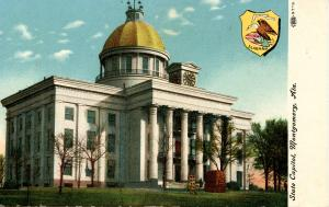 AL - Montgomery. State Capitol
