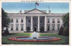 White House Washington D C 1935