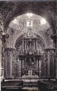 RP, Interior, Capilla Del Rosario, Sto. Domingo, Puebla, Puebla, Mexico, 1930...