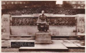RP; The Spirit of 1914, Scottish American War Memorial, West Princes St. Gard...