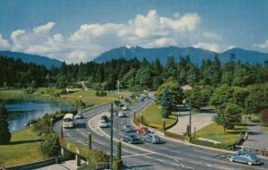 VANCOUVER, British Columbia, Canada, 1940-60s; The Entrance, Stanley Park