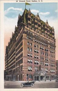 Iroquois Hotel, Buffalo, New York, 10-20s