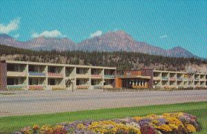 Andrew Motor Lodge , JASPER , Alberta , Canada , 50-60s