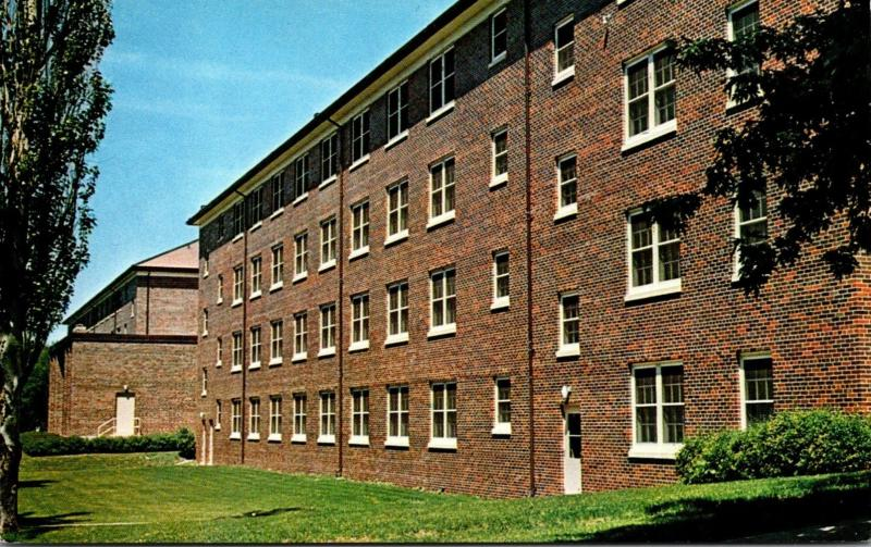 Nebraska Wayne Berry Hall Student Residence Wayne State College