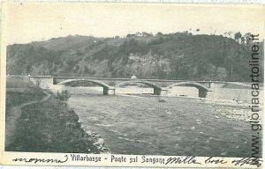 CARTOLINA d'Epoca - TORINO: VILLARBASE 1904