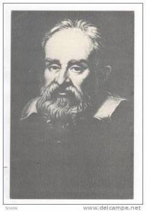 Portrait of GALILEO, 70s