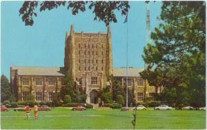 McFarlin Library University of Tulsa Oklahoma OK