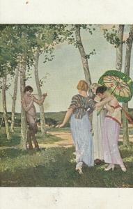 Art Salon de Paris Henri Montassier - The marvellous promenade