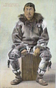 Alaska Siberia East Cape Kit-Le-Lourigen sk5506