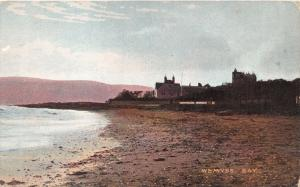 WEMYSS BAY RENFREWSHIRE SCOTLAND UK NATIONAL SERIES POSTCARD 1910s