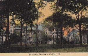 Monticello Seminary, Godfrey, Illinois,  PU-00-10s