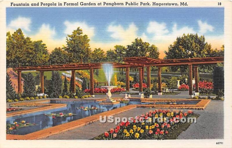 Fountain & Pergola Hagerstown MD Unused