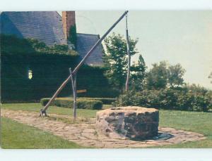 Pre-1980 TOWN VIEW SCENE Grand Pre Nova Scotia NS p9785