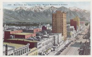 SALT LAKE CITY , Utah , 00-10s ; Main Street